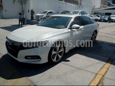 Foto venta Auto usado Honda Accord Touring (2018) color Blanco precio $479,000
