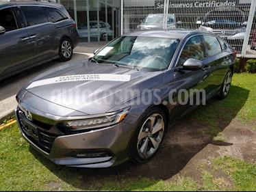 Honda Accord Touring usado (2018) color Gris precio $515,000