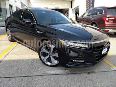 Foto venta Auto usado Honda Accord Touring (2018) color Negro precio $445,000