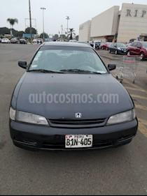 Foto venta Auto usado Honda Accord V6 3.5L Aut (1995) color Azul precio u$s3,000