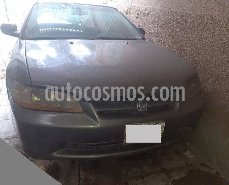 Honda Accord Lx (4at) L4,2.3i,16v A 1 1 usado (1999) color Gris precio BoF300