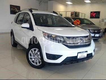 Honda BR-V 5P UNIQ 1.5L CVT A/AC. R-16 usado (2018) color Blanco precio $255,000