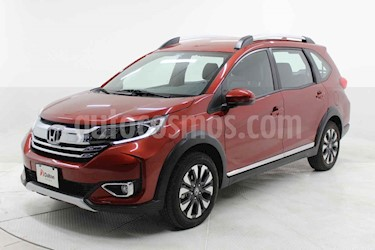 Honda BR-V Prime Aut usado (2020) color Rojo precio $331,000