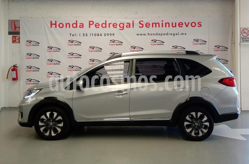 Honda BR-V Prime usado (2020) color Plata Dorado precio $334,000