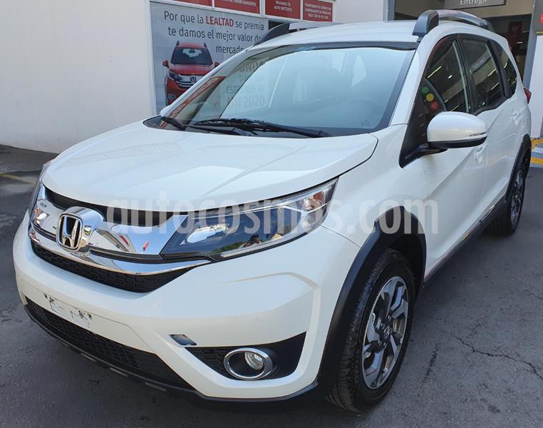Honda BR-V Prime Aut usado (2019) color Blanco precio $314,000