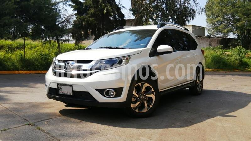 Honda BR-V Prime Aut usado (2019) color Blanco precio $339,000