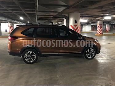Honda BR-V Prime Aut usado (2019) color Naranja precio $270,000