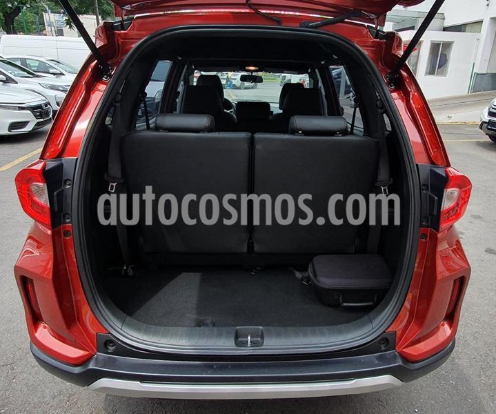 Honda BR-V Prime Aut usado (2020) color Rojo Pasion precio $345,000