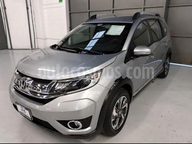 Honda BR-V 5p Prime L4/1.5 Aut usado (2018) color Plata precio $295,000