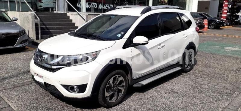 Foto Honda BR-V Prime Aut usado (2018) color Blanco precio $279,000