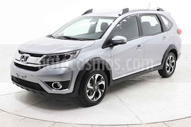 Honda BR-V 5p Prime L4/1.5 Aut usado (2019) color Plata precio $319,000