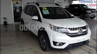 Foto Honda BR-V Prime Aut usado (2018) color Blanco precio $275,000