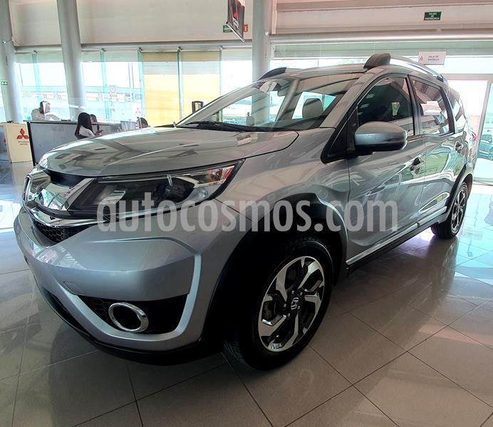 Honda BR-V Prime usado (2018) color Gris precio $275,000