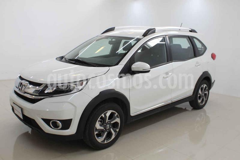 Honda BR-V Prime Aut usado (2019) color Blanco precio $315,000