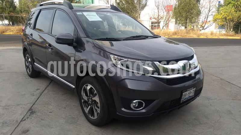 Honda BR-V Prime Aut usado (2018) color Gris precio $275,000