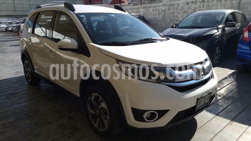 Honda BR-V Prime Aut usado (2018) color Blanco precio $255,000