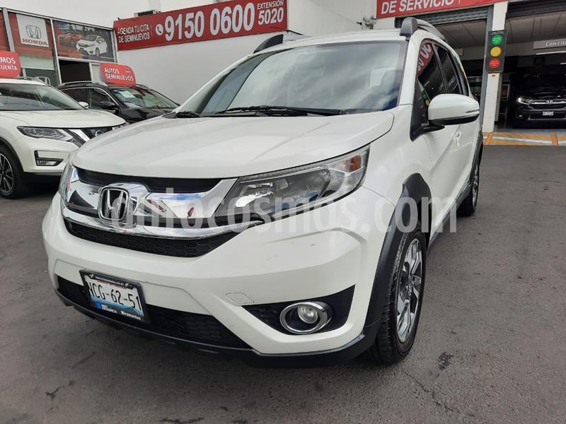 Honda BR-V Prime usado (2018) color Blanco precio $285,000