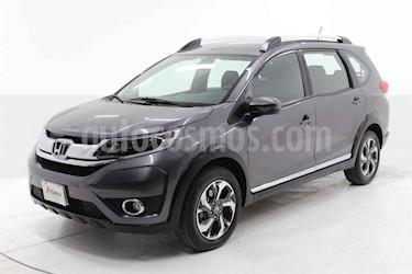 Honda BR-V Prime Aut usado (2018) color Gris precio $289,000