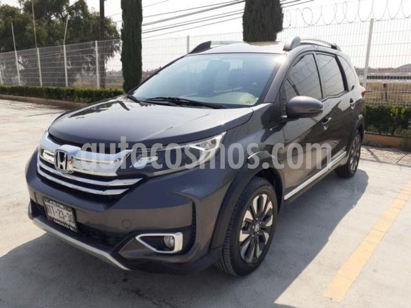 Honda BR-V Uniq Aut usado (2020) color Plata precio $322,000