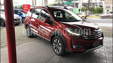 Honda BR-V Prime Aut usado (2020) color Rojo precio $343,000