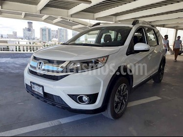 Honda BR-V Prime Aut usado (2018) color Blanco precio $278,000
