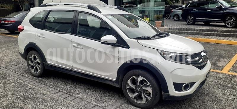 Honda BR-V Prime Aut usado (2018) color Blanco precio $279,000