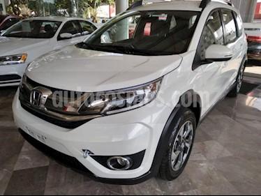 Honda BR-V 5P PRIME 1.5L CVT A/AC.AUT. F. NIEBLA RA-16 usado (2019) color Blanco precio $329,900