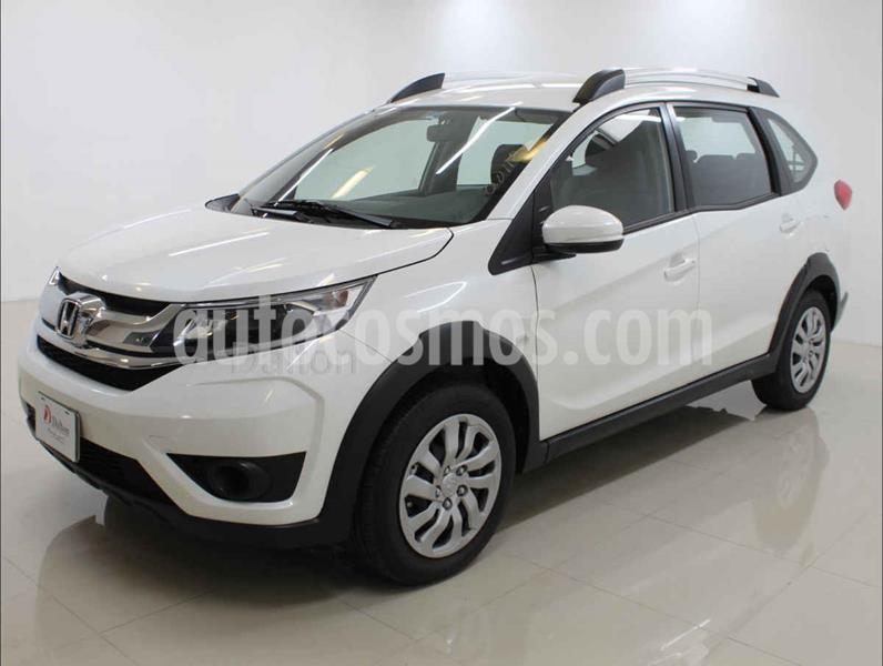 Honda BR-V Uniq Aut usado (2018) color Blanco precio $305,000