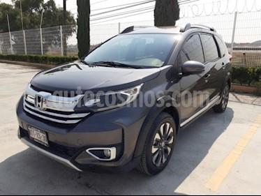 Honda BR-V 5P PRIME 1.5L CVT A/AC.AUT. F. NIEBLA RA-16 usado (2020) color Rojo precio $339,000