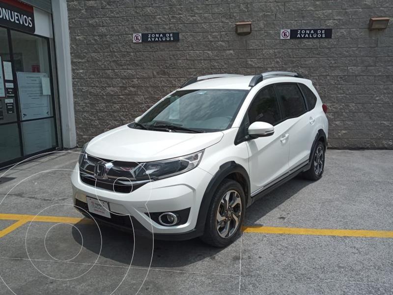 Foto Honda BR-V Prime usado (2018) color Blanco precio $240,000