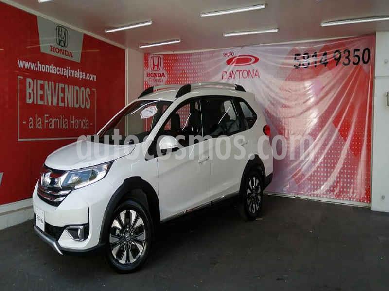 Honda BR-V Prime Aut usado (2020) color Blanco precio $337,000