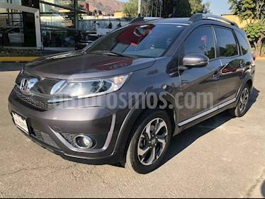 Honda BR-V 5p Prime L4/1.5 Aut usado (2018) color Gris precio $278,000