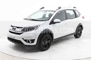 foto Honda BR-V 5p Prime L4/1.5 Aut usado (2018) color Blanco precio $299,000