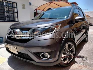 Honda BR-V Prime Aut usado (2019) color Plata precio $298,000