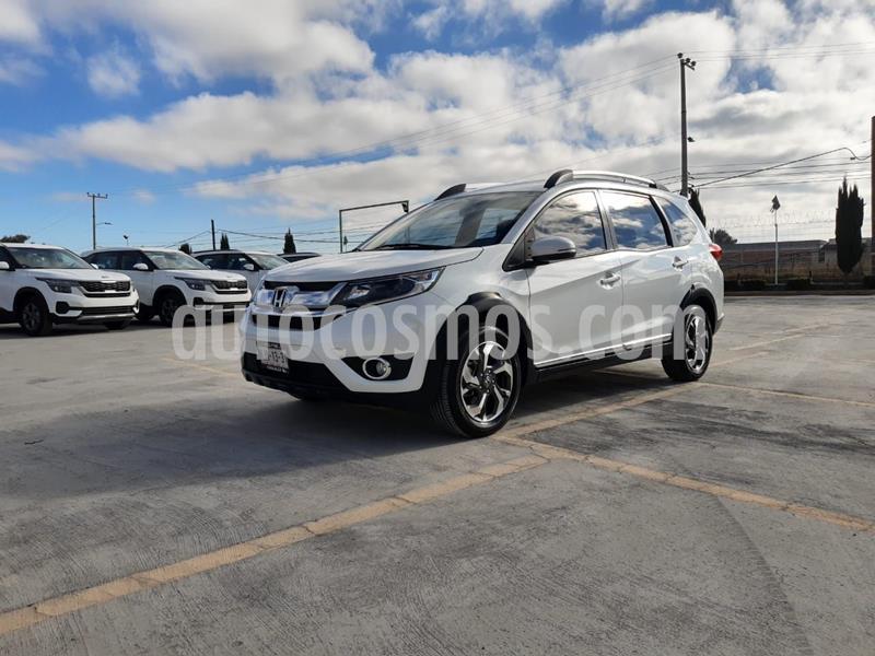 Honda BR-V Prime Aut usado (2019) color Blanco precio $283,000