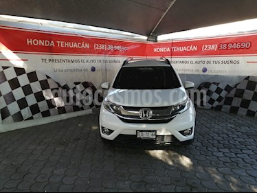 Foto Honda BR-V Prime Aut usado (2018) color Blanco precio $289,000