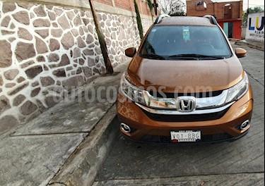 Foto Honda BR-V Prime Aut usado (2019) color Ambar precio $290,000