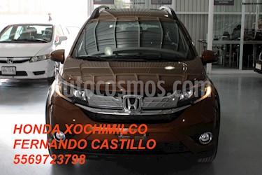 Foto venta Auto Seminuevo Honda BR-V Prime Aut (2018) color Ambar precio $330,800