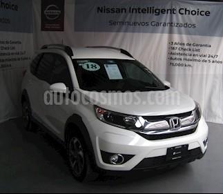 Foto venta Auto usado Honda BR-V Prime Aut (2018) color Blanco precio $297,000