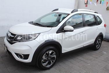 Honda BR-V Prime Aut usado (2018) color Blanco precio $330,000