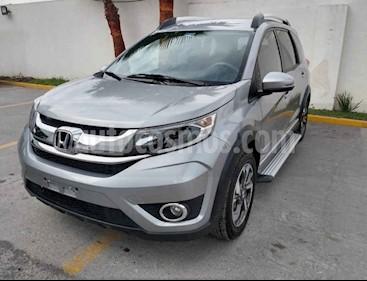 Honda BR-V Prime Aut usado (2018) color Plata precio $315,000