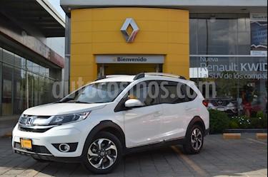 Honda BR-V Prime Aut usado (2018) color Blanco precio $310,000