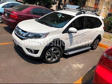 Honda BR-V Prime Aut usado (2018) color Blanco precio $300,000