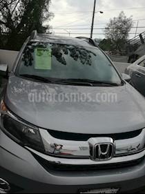 foto Honda BR-V Prime Aut usado (2018) color Plata Lunar precio $295,000