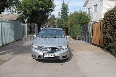 Honda City 1.5L LX usado (2013) color Gris precio $3.800.000