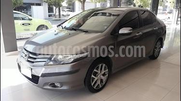 Honda City EXL usado (2011) color Gris Oscuro precio $375.000
