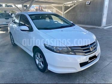 Honda City LX usado (2011) color Blanco precio $550.000