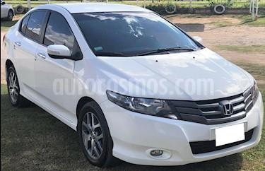 Honda City EXL Aut usado (2012) color Blanco precio $579.500