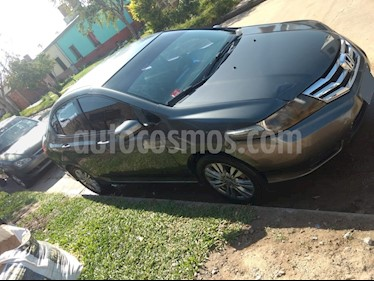 Honda City EXL usado (2012) color Verde precio $358.000