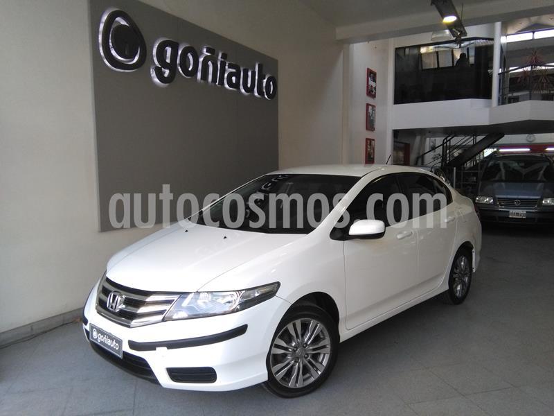 Honda City Lx Mt usado (2012) color Blanco precio $590.000